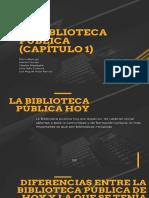 Biblioteca Hoy