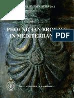 Zamora (2015) - Phoenician Bronzes - Bronze and Metallurgy in Phoenician Sources