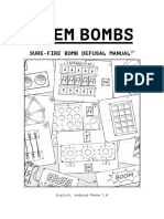 Them Bombs - Manual (English, Android Phone) 1.0