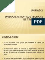 Drenaje Acido y Tecnicas de Tratamiento