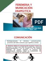 comunicacion terapeutica enfermeria