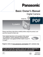 Panasonic DMC-LF1 Manual