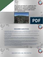 Elaboracion de Estudio de Impacto Ambiental