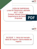 Curso Completo Creación de Empresas RRLL 2017 2018 (UPNA)