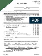 P-006 Small Crafts Permit