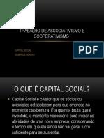 Trabalho de Associativismo e Cooperativismo (1)