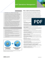 VMware VSphere With Operations Management Datasheet