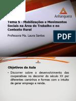 VA Servico Social Ao Contexto Urbano e Rural Aula 5 Tema 5