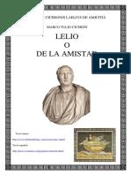 ciceron marco tulio - lelio o de la amistad bilingue.pdf