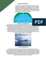 Rios y Oceanos Lagos y Mares Mas Importante Del Mundo