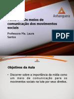 VA Servico Social Ao Contexto Urbano e Rural Aula 7 Tema 7