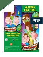 Self Test Leaflet Eng