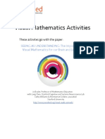 Visual Math Activities