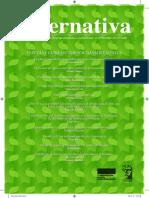 Revista Alternativa 2015