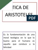 Etica de Aristoteles