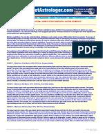 Mental Retardation - How to Analyse, Jyotish Remedies for Mental Retardation