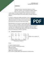 05 Álgebra de Matrices