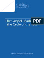 Hans-Werner Schroeder - Gospel Readings in the Cycle of the Year