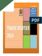 Trafic Routier 2014 Maroc