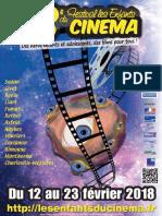 """Festival """"les enfants du cinéma"""""""