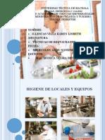 Diapositiva Tecnicas de Restaurante