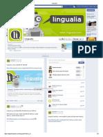Lingualia App