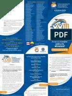 Convocatoria Programa Delfin 2018