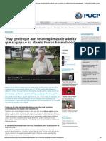 PUCP _ PuntoEdu __ Entrevista a Enrique Mayer - Ciencias Sociales y Comunicaciones