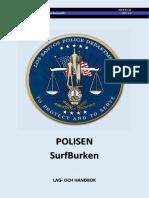Polisens handbok SurfBurken