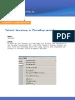 Tutorial Sammlung in Photoshop Verwalten
