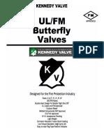 Ulfm Butterfly Valve