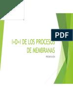 MEMBRANAS DE ULTRAFILTRACION