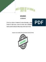 ABANICO GAVILAMACÁ