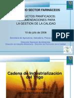 Cadena Industrial Trigo Elizabhet Lezcano