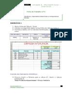 Ficha Nº 9 Excel