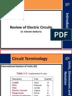 Circuits Review P1
