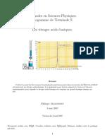 Liv Titrage PDF