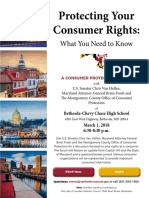 Protecting Your Consumer Rights