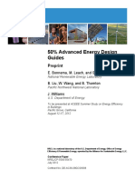 ASHRAE 50% Advanced Energy Design Guides
