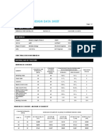 4608_160214_structural Design Data Sheet