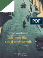 Gregor Rezzori - Memoriile unui antisemit.pdf