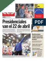 Edición de Ciudad CCS del 8 de febrero de 2018
