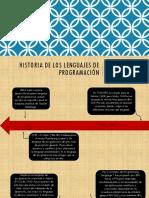 Historia de Los Lenguajes de Programacion Power Point00
