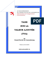 Brochure TVA Louxembourg FR 2015