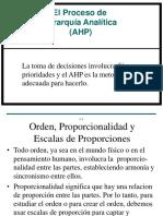 AHP en Espagnol