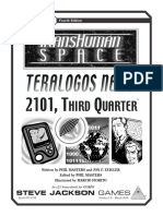 Transhuman Space Teralogos News - 2101, Third Quarter