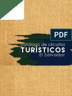 CATALAGO CIRCUITOS TURISTICOS