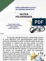 Intervenția Polițistului Local