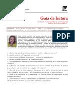 Guía Texto 13. Escandell Vidal. Pragmática