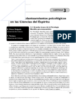 Historia de La Psicolog a 1a Ed Capitulo 3 de La Biblioteca